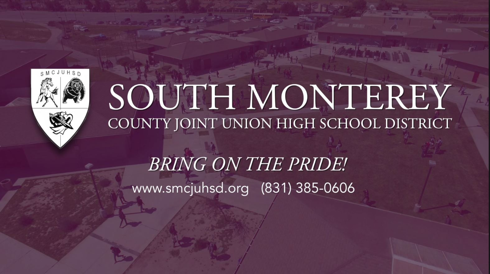 South Monterey County JUHSD Video